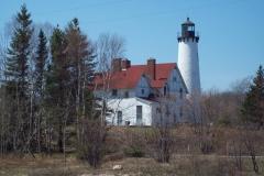 Point Iroquois Lighthouse, Lake Superior